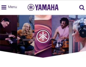 ヤマハ公式サイト